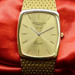 Vintage Patek Philippe Geneve Beyer 18K Yellow Gold Solid WATCH