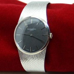 Patek Phillippe Geneve Full 18K WG case and Bracelet Watch