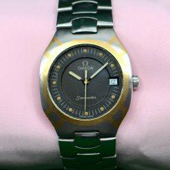 Omega Seamaster Polaris Stainless Steel w/Date