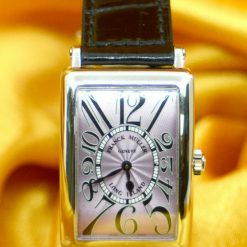 Franck Muller Geneve WatchMaster of Complications Long Island SS & Box
