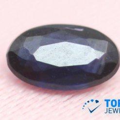Natural Sapphire stone Oval shape